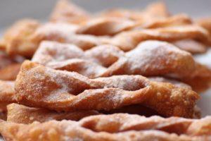 Печенье «хворост»