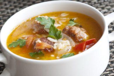 Пару рецептов супа из кролика